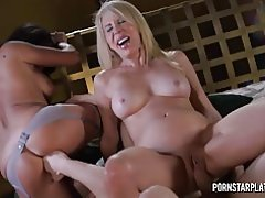 Pornstarplatinum - erica lauren na claudia valentine 3way